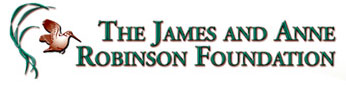 THE JAMES AND ANNE ROBINSON FOUNDATION